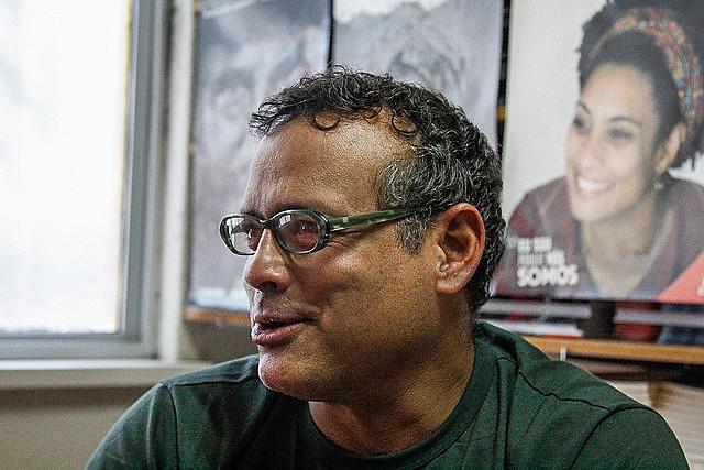 Prashad visitó Brasil la primera semana de agosto