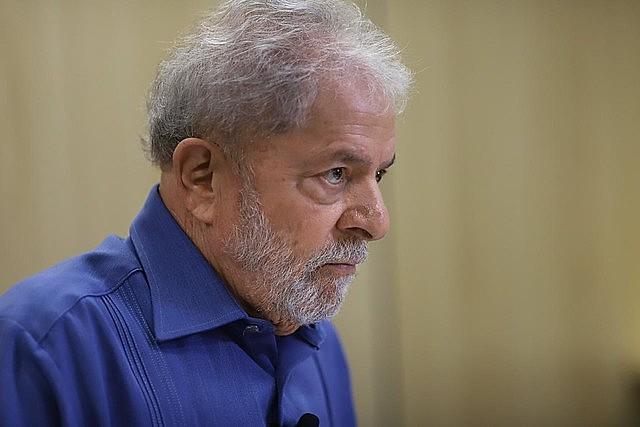 El expresidente brasileño está detenido desde el día 7 de abril en la sede de la Policía Federal en la ciudad de Curitiba