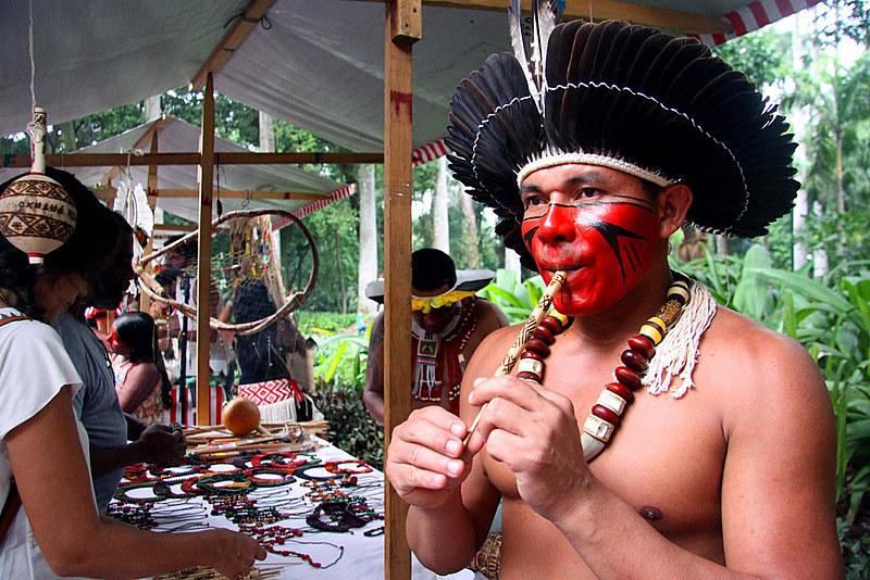 As tradições indígenas serão foco em Semana Cultural no Rio de Janeiro