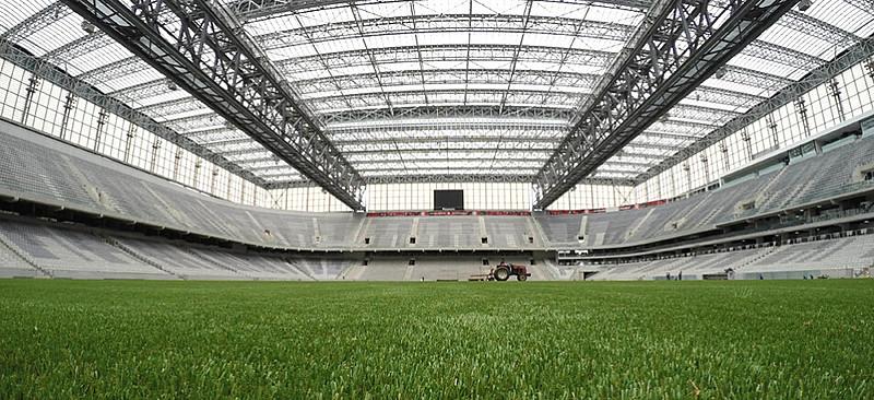 Partidas poderão ser disputadas na Arena da Baixada, único estádio da competição com gramado artificial