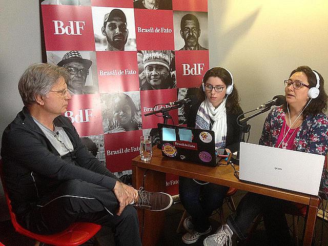 Armando Boito Junior, professor de Ciência Política da Unicamp, em entrevista à Rádio Brasil de Fato no 1º turno.