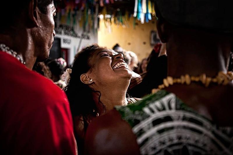 Coco de Mãe Biu, no Terreiro da Nação Xambá