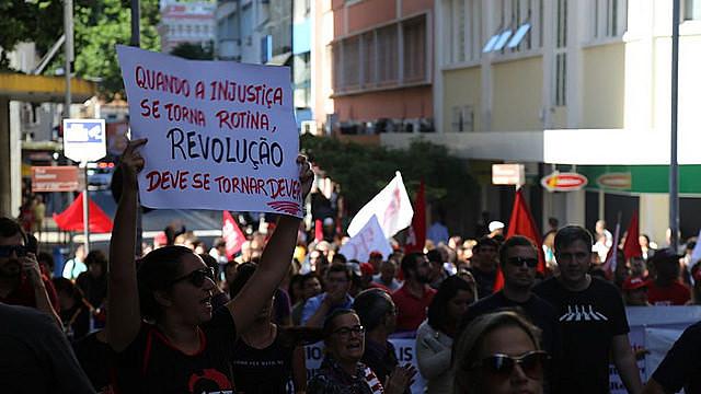 Las movilizaciones son para denunciar los cortes de derechos promovidos por las reformas laboral y de las pensiones