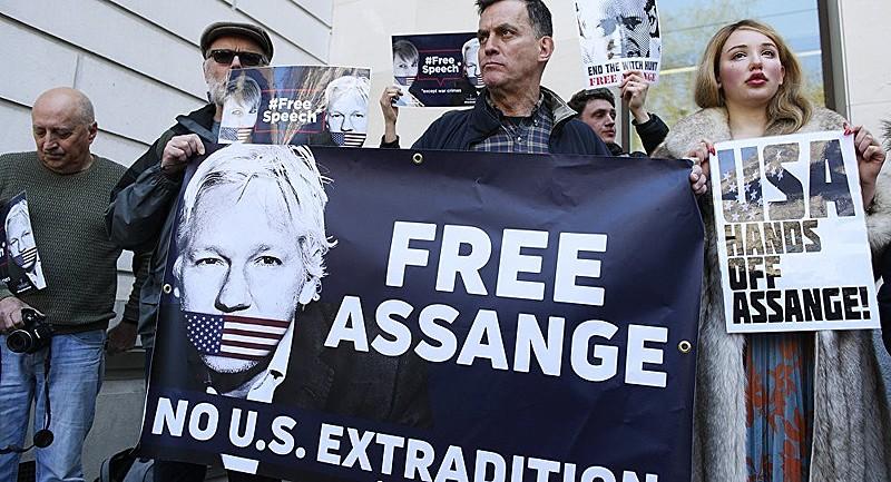 Julgamento de Julian Assange, em Londres, deve seguir até o começo de outubro