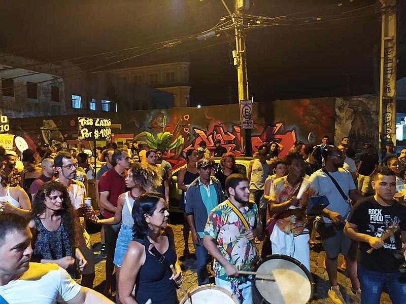 Essa edição acontece a partir das 23h no Bairro do Recife