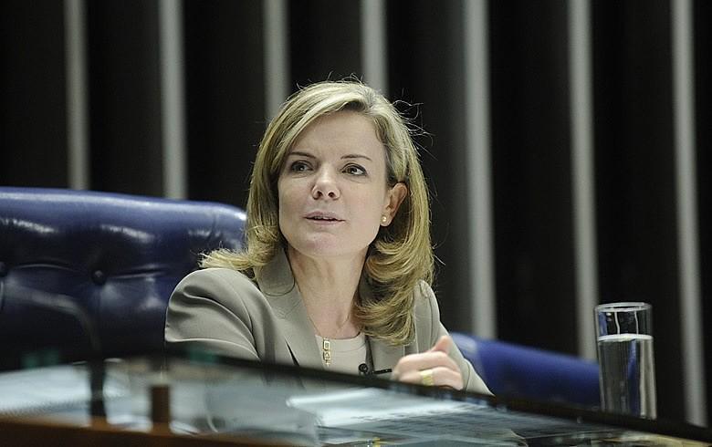 Gleisi Hoffmann: 'Cadê a autonomia da Polícia Federal? Essa autonomia só funcionou com Dilma e Lula'