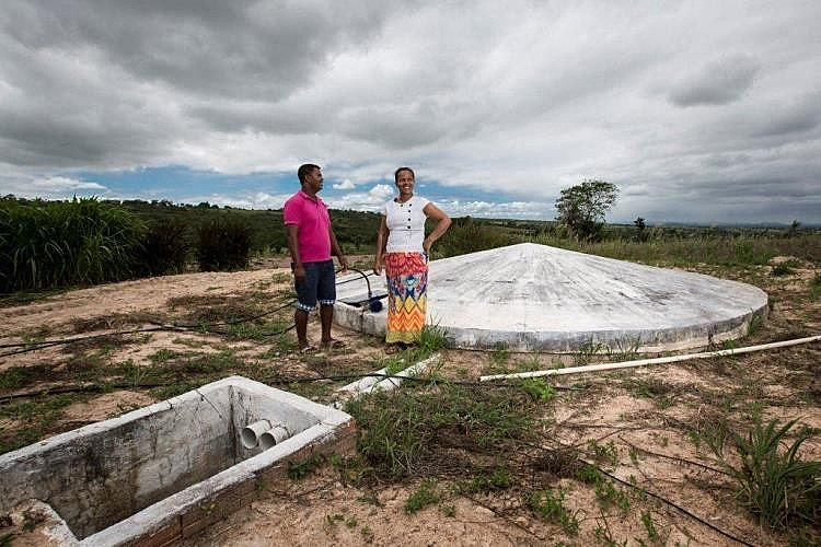 Programa de cisternas democratizou acesso à água no Semiárido