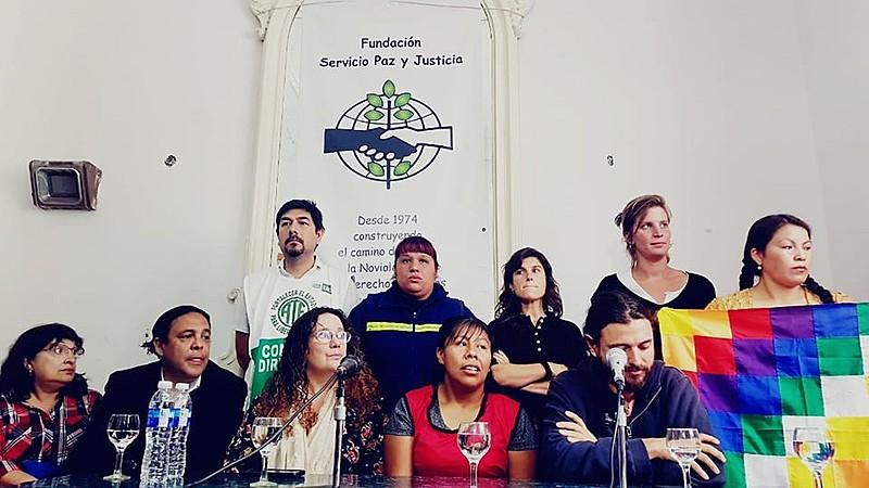 """Integrantes da delegação de solidariedade afirmam que objetivo é """"recolher testemunhos e ativas os mecanismos internacionais de proteção"""""""