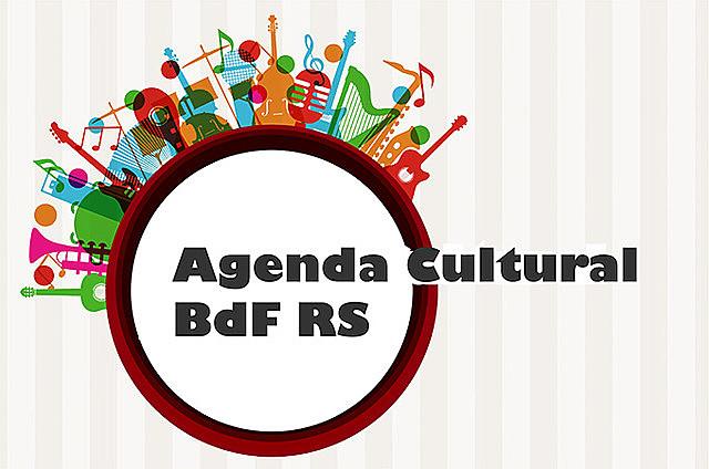 Agenda cultural entre os dias 30 de agosto e 5 de setembro