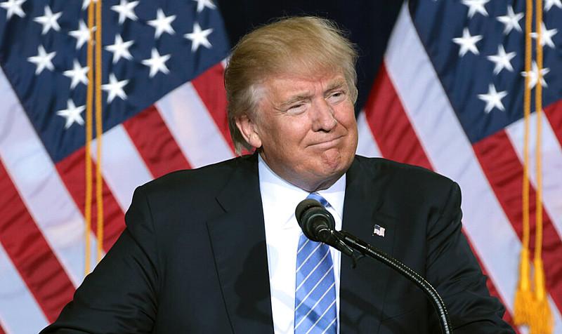Trump repetiu o posicionamento dos EUA de apoiar o autoproclamado presidente interino da Venezuela, Juan Guaidó
