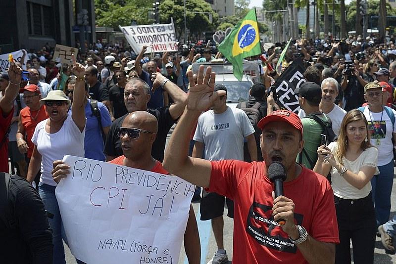 Após reivindicação feita por servidores, o Fundo Único da RioPrevidência se tornou alvo de uma CPI na Assembleia Legislativa do Rio (Alerj)