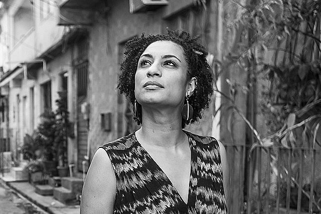 Councilwoman and human rights activist Marielle Franco was murdered in March 2018; case is still unsolved