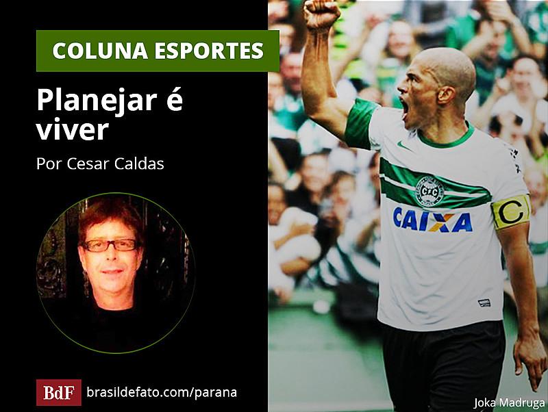 Cesar Caldas é colunista do Brasil de Fato Paraná