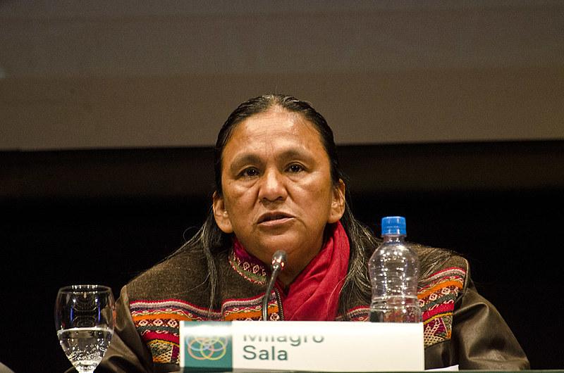 Desde que Milagro Sala foi detida, em 2016, entidades internacionais e autoridades argentinas protestam contra a prisão da líder comunitária