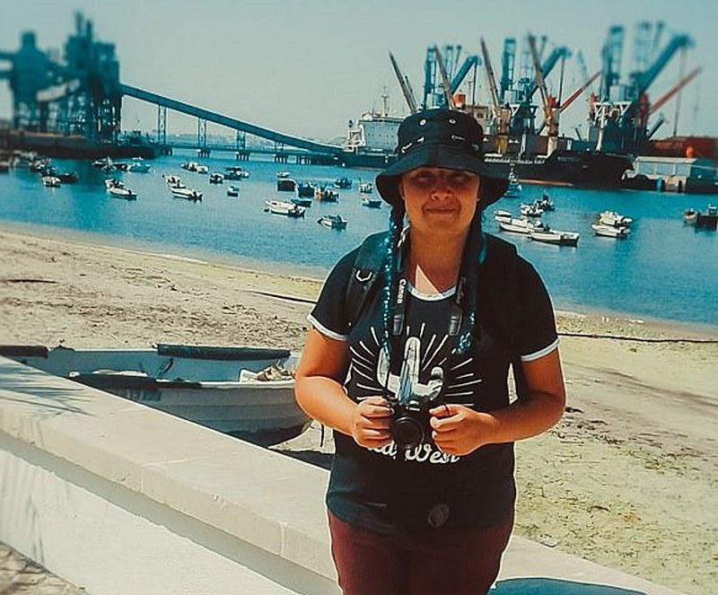 """""""Quero mostrar ao mundo tudo o que somos"""", afirma Letícia Soares, criadora do projeto """"Aspie Aventuras"""""""