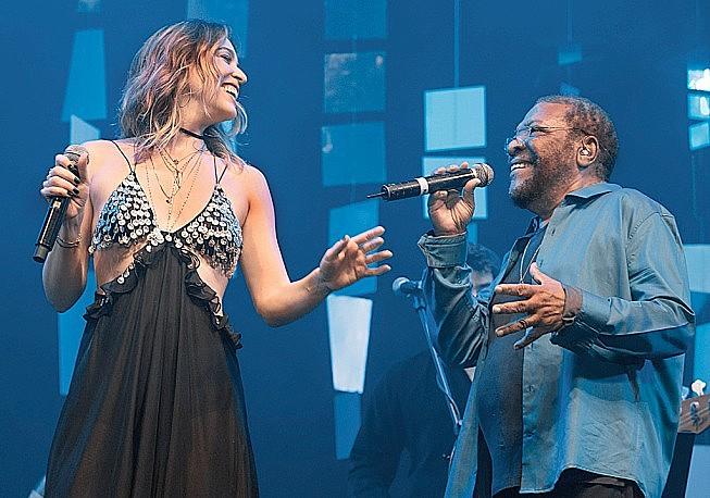 Martinho da Vila e Roberta Sá são novas atrações do Festival de Música de Natal, no polo Deodoro, na Cidade Alta