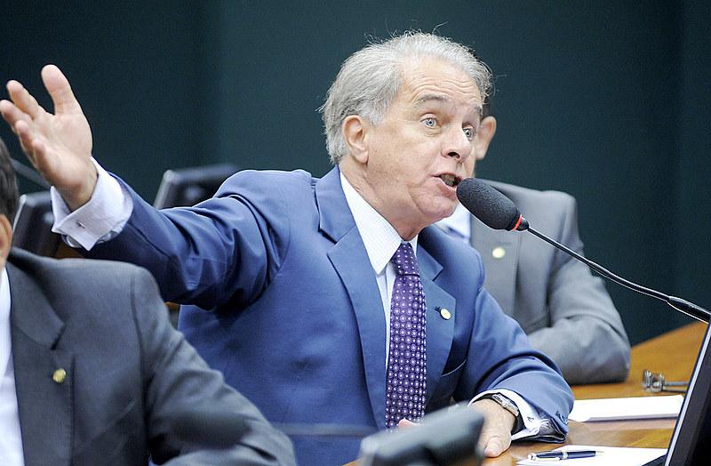 Marcos Montes é candidato a vice-governador de Minas Gerais