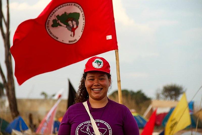 """""""Quero ser advogada para poder defender os movimentos populares. Vejo que tem muita injustiça no Brasil"""""""