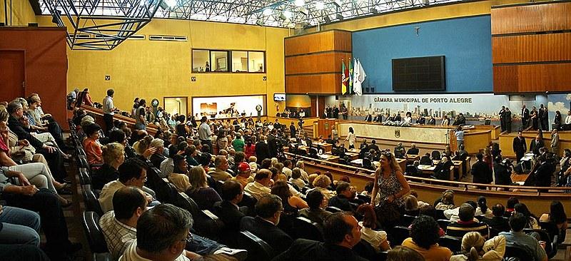 Câmara dos Vereadores de Porto Alegre aprovou em 2014 nome de rua que hoje a justiça diz ser ilegal