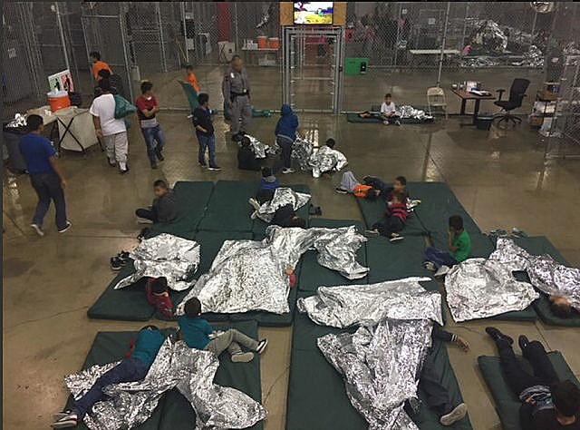 O Pentágono confirmou que o governo Trump pediu que bases militares sejam preparadas para receber cerca de 20 mil crianças.