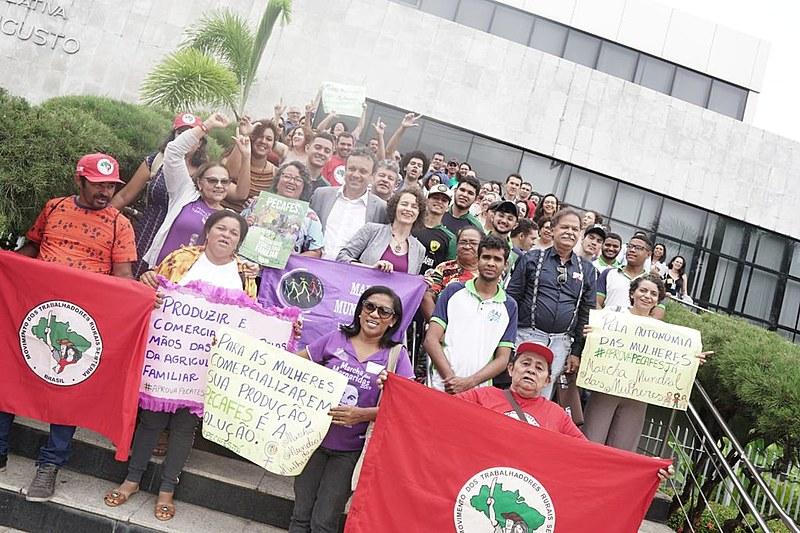 Movimentos Sociais participaram da elaboração do projeto de lei