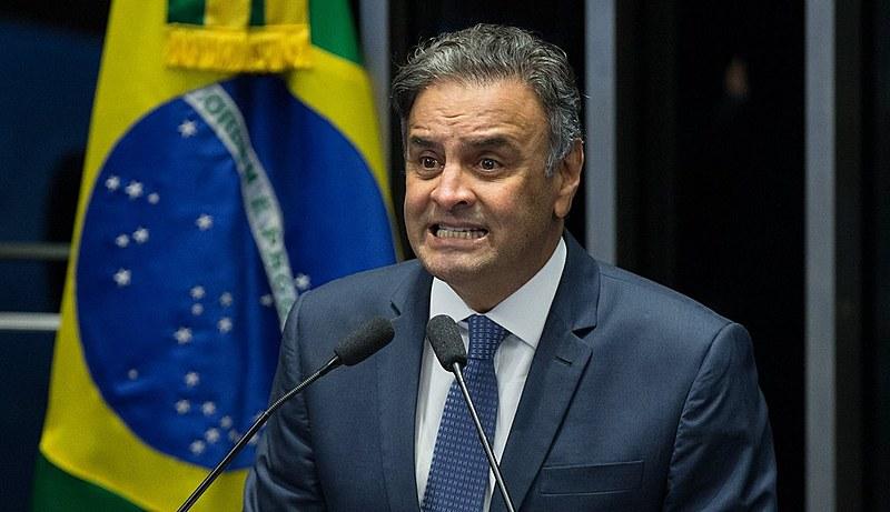 Primeira Turma do STF impôs afastamento do cargo e recolhimento noturno a Aécio Neves