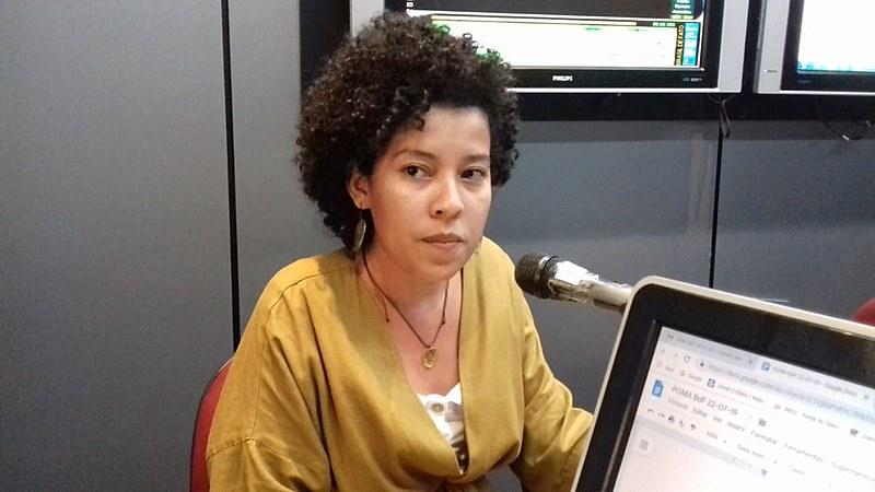 Catarina de Angola é a primeira entrevistada da serie especial com mulheres negras, que acontece durante esta semana