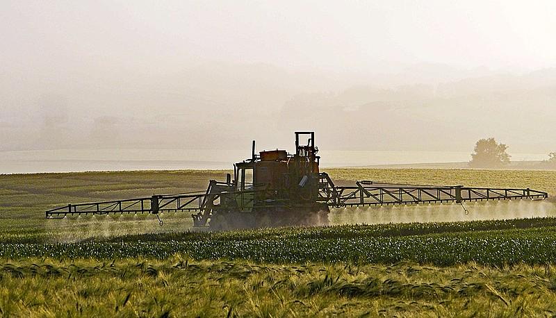 Glifosato é um dos herbicidas mais utilizados no agronegócio brasileiro