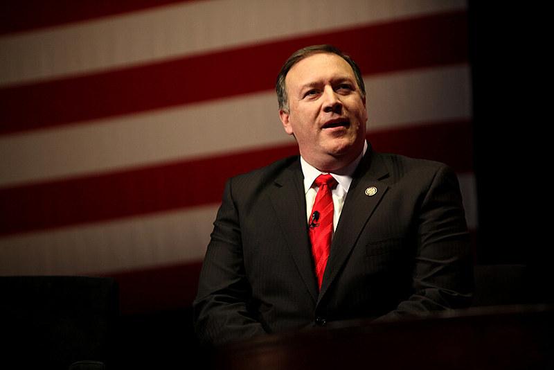 Secretário de Estado dos EUA, Mike Pompeo, participou por teleconferência de reunião do Grupo de Lima