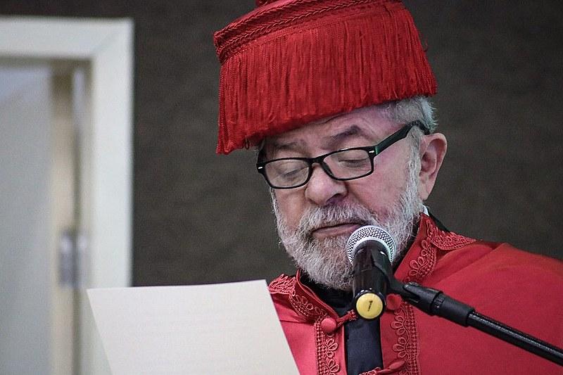"""""""Alguns reitores apanharam da elite branca metida a esquerdista que não queriam abrir mão dos privilégios"""", disse Lula sobre Prouni."""