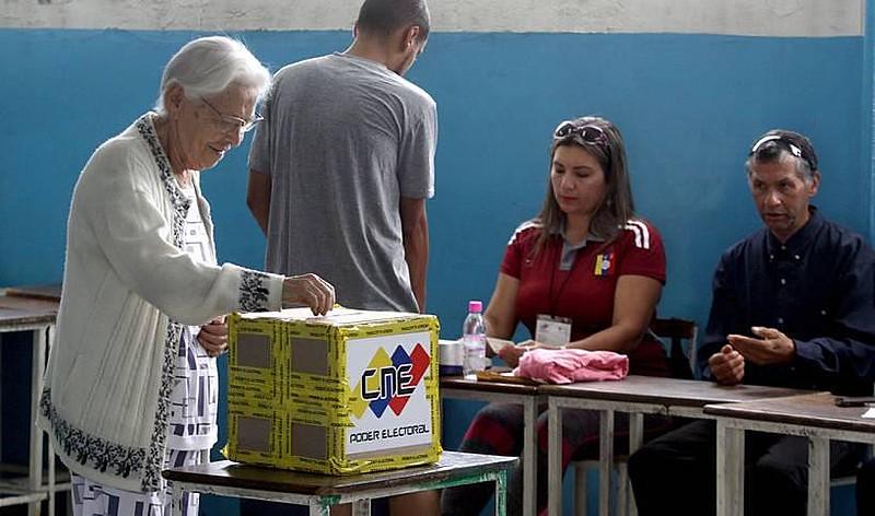 Eleições municipais na Venezuela, em 2017