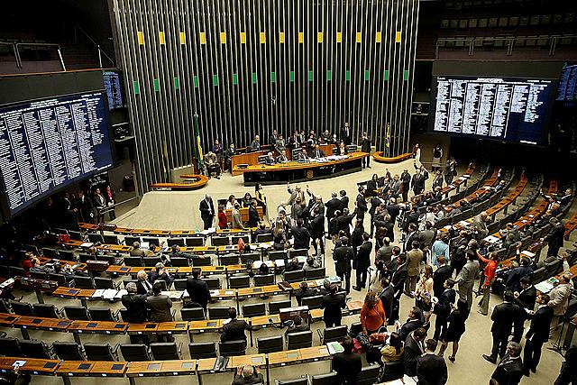 A posse do novo presidente da Câmara dos Deputados ocorre hoje após votação