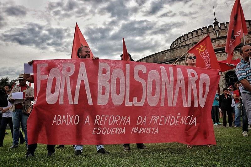 No discurso, Bolsonaro afirma que a reforma da previdência é necessária. Mas não é bem assim.