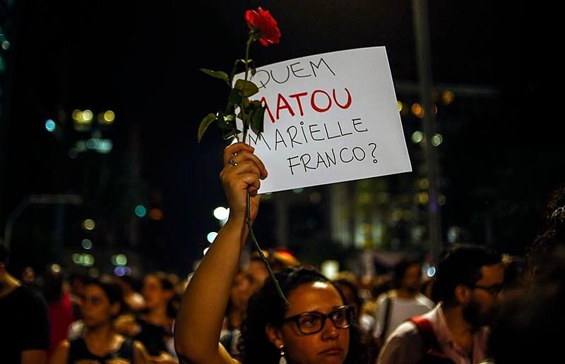 A vereadora do PSOL Marielle Franco foi assassinada, aos 38 anos, no dia 14 de março de 2018