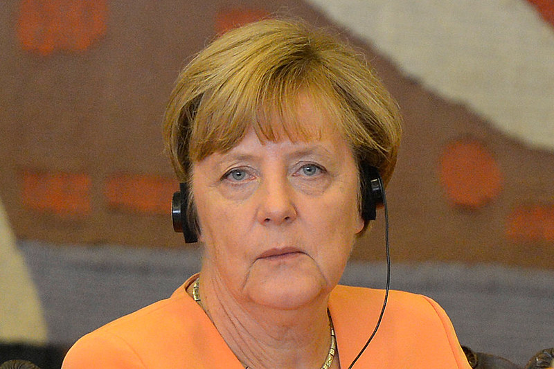 Angela Merkel, chanceler da Alemanha, país que sedia o encontro