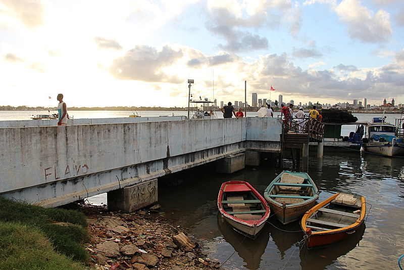 Píer para a comunidade pesqueira é uma das obras prometidas por Lula na semana em que assumiu como Presidente da República