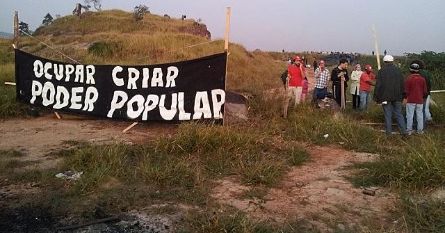 A Fazenda Can Can foi ocupada em 2007 pelo MST; desde então, o movimento trava uma batalha judicial com Nenê Gomes