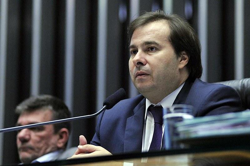 Levado à presidência da Câmara pela renúncia de Eduardo Cunha, Maia disputou novamente as eleições e foi reconduzido ao cargo em janeiro