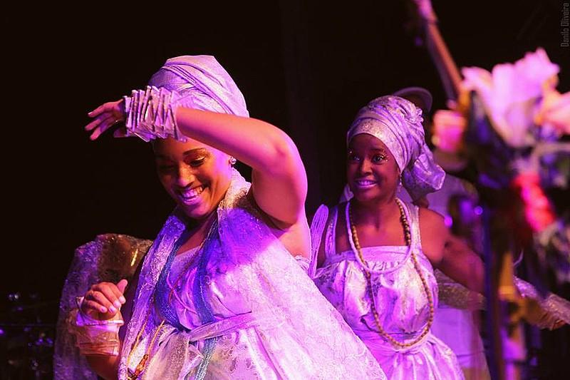 Afoxé Oyá Tokolêse apresenta na celebração
