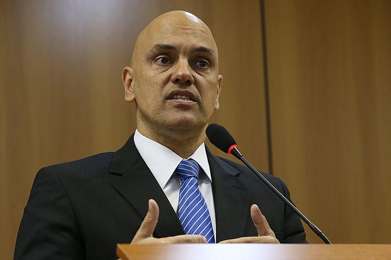 Alexandre de Moraes explica operação da Polícia Federal que resultou na prisão de 10 pessoas supostamente ligadas ao Estado Islâmico