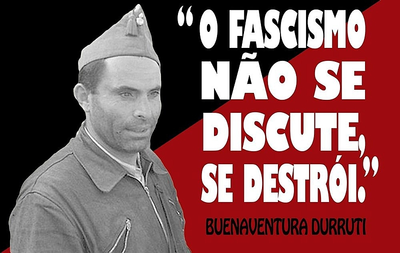 fascismo se destroi