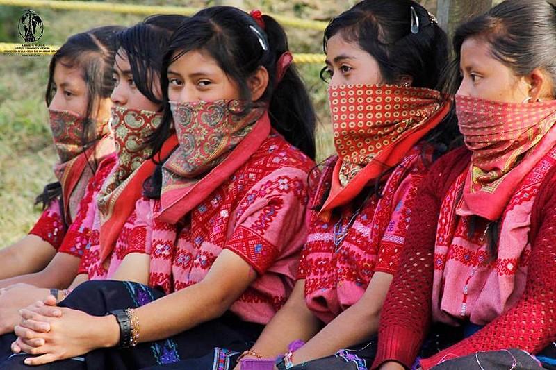 É a primeira vez que Exército Zapatista de Libertação Nacional apoia a ideia de disputar eleições