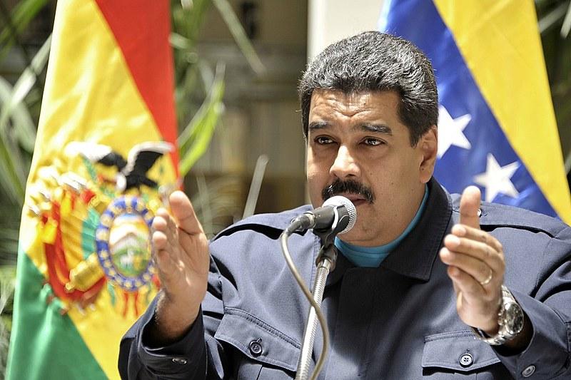 """""""Se o povo decide por uma Constituinte popular e revolucionária, haverá Constituinte popular e revolucionária"""", ratificou Maduro"""