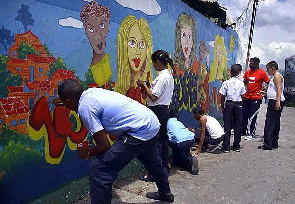 Na Venezuela, o Dia das Crianças é comemorado neste domingo, 21 de julho