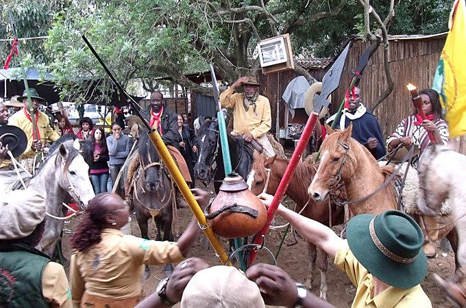 População negra do Rio Grande do Sul que se identifica com o gauchismo é crítica com a sonegação de parte da história do seu estado