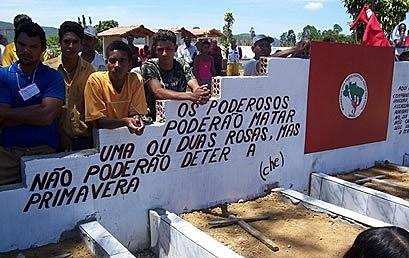 Tem matéria também sobre a inauguração do Armazém do Campo em Belo Horizonte
