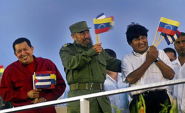 """""""Los cubanos fueron siempre, solidarios, con todos los pueblos del mundo que lucharon contra la opresión y explotación, sobre todo en América Latina y en África."""""""