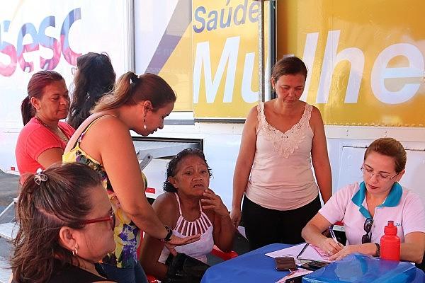 Programação geral do Sesc no Outubro Rosa acontece em Natal, Mossoró, Caicó, Macaíba, São Paulo do Potengi e Nova Cruz