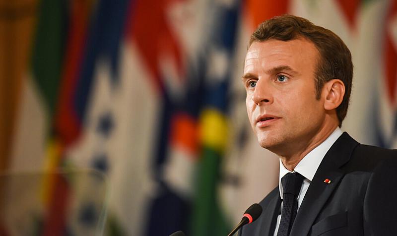 """""""Quando importamos a soja produzida a um ritmo rápido a partir da floresta destruída no Brasil, nós não somos coerentes"""", afirmou Macron"""