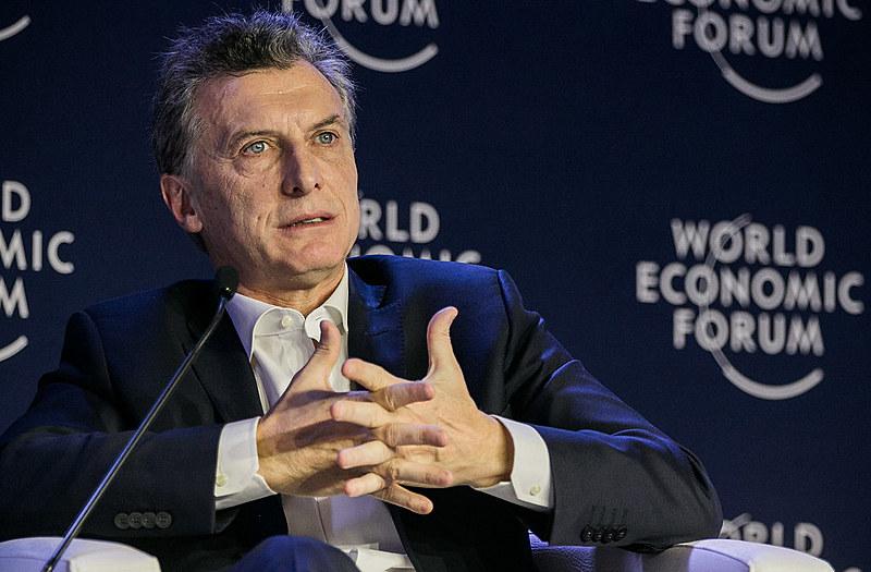 Presidente da Argentina Maurício Macri agora negocia com o Fundo Monetário Internacional (FMI) para enfrentar uma grave crise econômica
